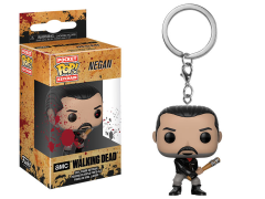The Walking Dead Pocket Pop! Keychain - Negan