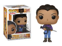 Pop! TV: The Walking Dead - Sasha