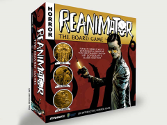 Re-Animator The Board Game