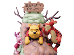 Disney D-Select DS-006 Winne the Pooh PX Previews Exclusive Statue