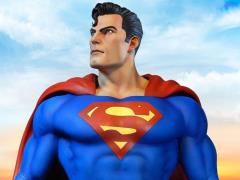 DC Comics Super Powers Collection Superman Maquette