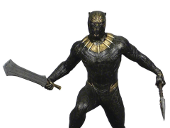 Black Panther Gallery Killmonger Figure