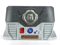 Transformers Masterpiece MP-36 Megatron Collector Coin