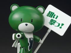 Gundam HGPG 1/144 Petit'GGuy & Placard (Lockon Stratos Green) Model Kit