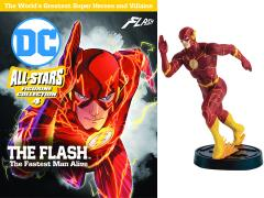 DC All-Stars Figurine Collection #4 The Flash Fastest Man Alive