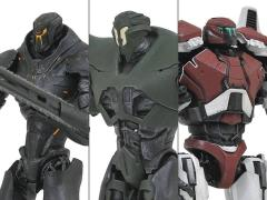 Pacific Rim: Uprising Select Wave 2 Set of 3