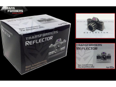 Transformers Masterpiece MP-05G Megatron Reflector