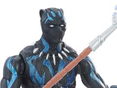"Black Panther (Vibranium) 6"" Action Figure"