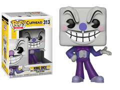 Pop! Games: Cuphead - King Dice