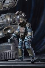"Series 11 7/""Action Figure NECA ALIEN Lambert Compression Suit"