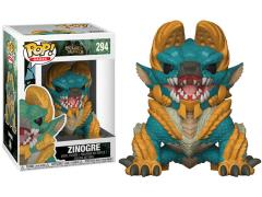 Pop! Games: Monster Hunters - Zinogre