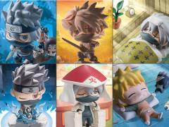 Naruto Petit Chara Land Kakashi Hatake Special! Box of 6 Figures