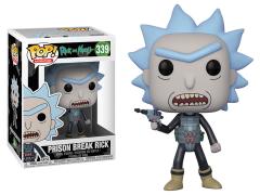 Pop! Animation: Rick and Morty - Prison Break Rick