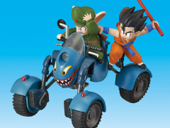 Dragon Ball Mecha Collection Vol. 6 Oolong's Road Buggy Model Kit