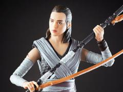 "Star Wars: The Black Series 6"" Rey Jedi Training (The Last Jedi)"