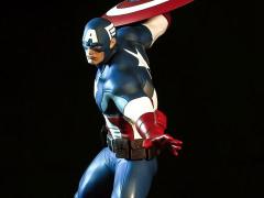 Avengers Assemble Captain America 1/6 Scale Statue