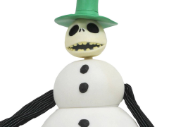 The Nightmare Before Christmas Jack (Snowman) Deluxe Doll