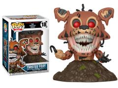 Pop! Books: Five Nights at Freddy's: The Twisted Ones Twisted Foxy