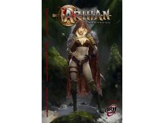 Arhian Head Huntress Comix Issue #3