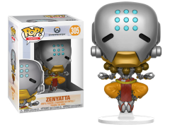 Pop! Games: Overwatch - Zenyatta