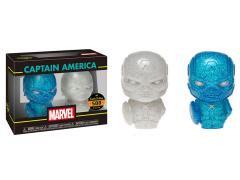 Marvel Hikari XS Captain America (Blue & White)