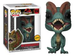 Pop! Movies: Jurassic Park - Dilophosaurus (Chase)