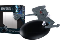 Star Trek Starships Best of Ship Collection #6 K't'inga-Class Battle Cruiser