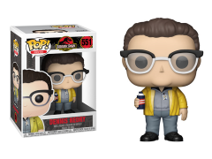 Pop! Movies: Jurassic Park - Dennis Nedry