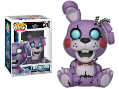 Pop! Books: Five Nights at Freddy's: The Twisted Ones Theodore