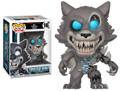 Pop! Books: Five Nights at Freddy's: The Twisted Ones Twisted Wolf
