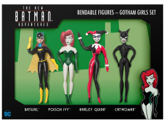 The New Batman Adventures Gotham Girls Bendable Figure Box Set