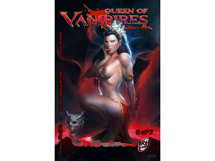 Queen of Vampires Comix Issue #3
