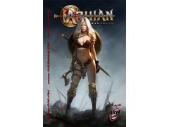 Arhian Head Huntress Comix Issue #1