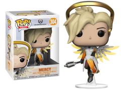 Pop! Games: Overwatch - Mercy