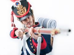 Napoleonic Wars French Field Artillery Gunner (Deluxe) 1/6 Scale Figure