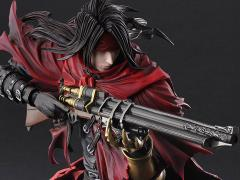 Dirge of Cerberus: Final Fantasy VII Play Arts Kai Vincent Valentine
