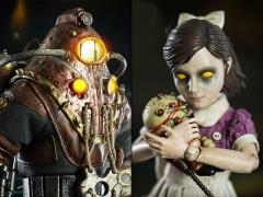 Bioshock 2 Subject Delta & Little Sister (Deluxe) 1/6 Scale Collectible Figure Set