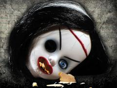 Living Dead Dolls Bride of Valentine Pencil Sharpener