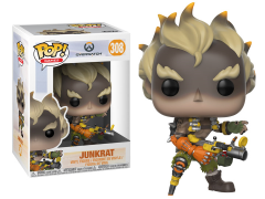 Pop! Games: Overwatch - Junkrat