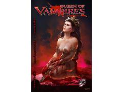 Queen of Vampires Comix Issue #4