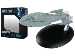 Star Trek Starships Best of Ship Collection #5 USS Voyager NCC-74656