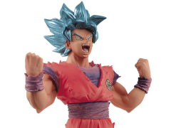 Dragon Ball Super Blood of Saiyans Super Saiyan Blue Goku (Kaio-ken)