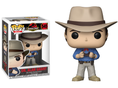Pop! Movies: Jurassic Park - Dr. Alan Grant