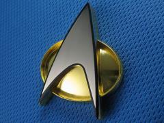 Star Trek: The Next Generation Communicator Badge Replica
