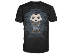 Pop! Tees: Game of Thrones - Jon Snow Crest