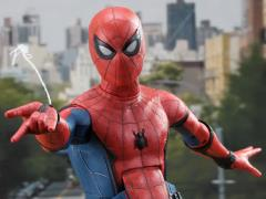 Spider-Man: Homecoming Spider-Man 1/4 Scale Figure