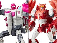 Transformers Power of the Primes Voyager Wave 2 Set of 2 Figures