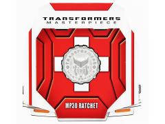 Transformers Masterpiece MP-30 Ratchet Collector Coin