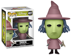 Pop! Disney: The Nightmare Before Christmas - Shock