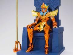 Saint Seiya Saint Cloth Myth EX Poseidon Julian Solo Imperial Throne Set